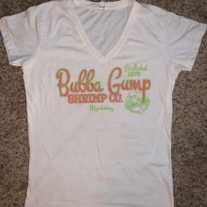 Tops - Bubba Gump ladies sz Large t-shirt